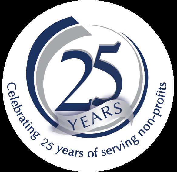 Celebrating 25 Years Helping Non-Profits